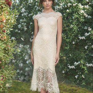 Tadshi Jardin Lace Dress